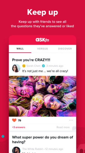 ASKfm: Ask Questions & Answer 3